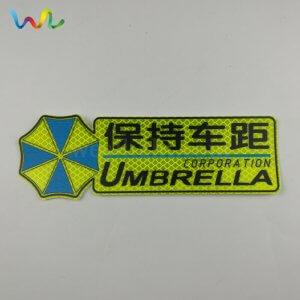 Wholesale Custom Bumper Stickers