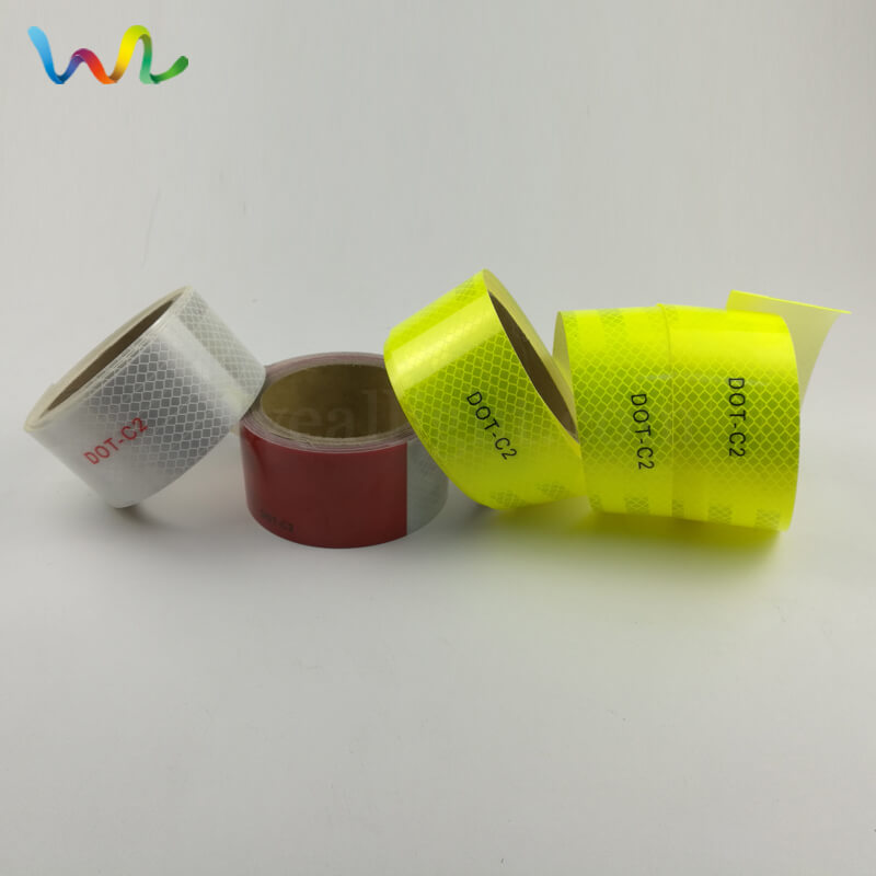 DOT Conspicuity Reflective Tape Supplier