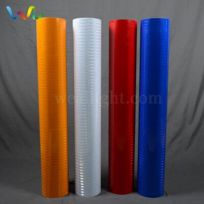 High Intensity Prismatic Sheeting