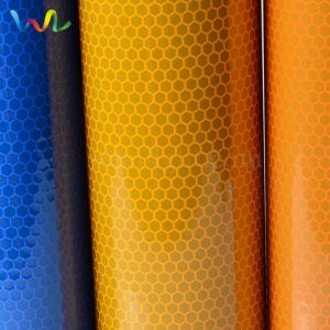 Honeycomb Reflective Vinyl