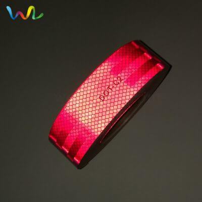 Red DOT Reflective Tape
