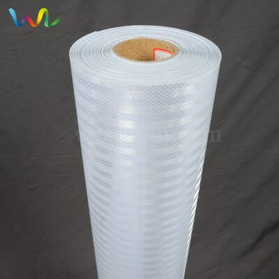 White Reflective Film