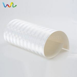 White Reflective Stickers
