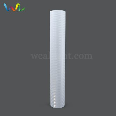 White Reflective Vinyl Roll