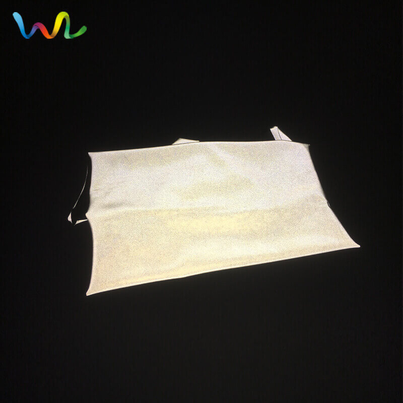 Reflective Fabric For Clothing Material