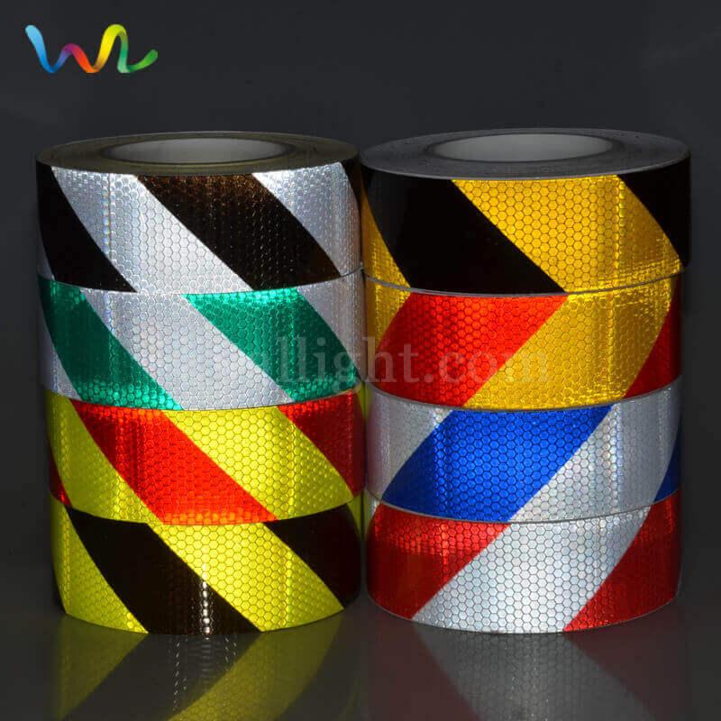 Striped Reflective Tape Supplier Maker