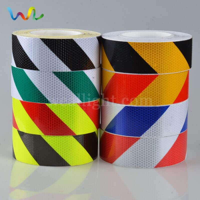 Striped Reflective Tape
