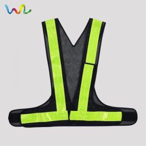 Black Safety Vest Wholesale Supplier