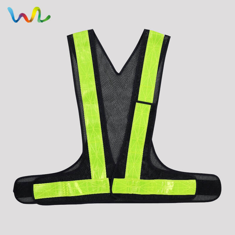 Black Safety Vest Wholesale Supplier
