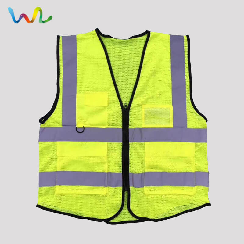 Breathable Safety Vest Mesh High Visibility Safety Vests Wholesale Suppliers