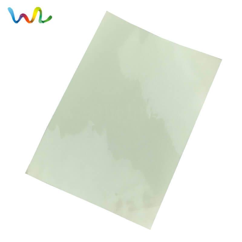 Transparent Luminescent Film
