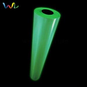Reflective Photoluminescent Vinyl
