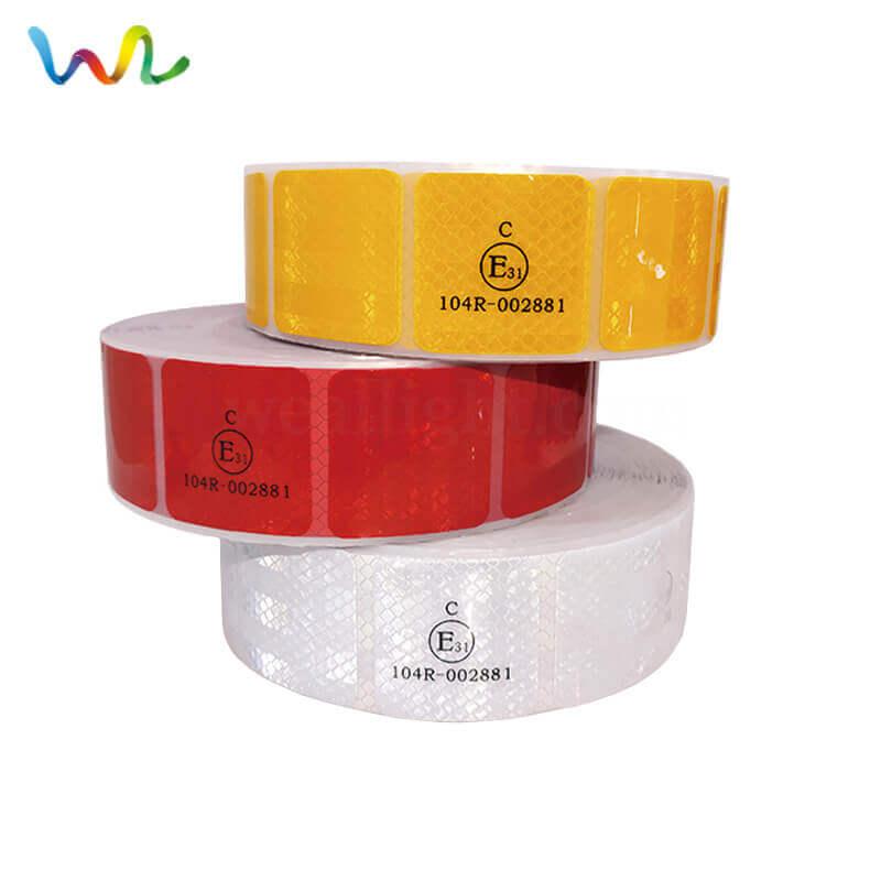 Pre-Cut Reflective Marking Tape Wholesale